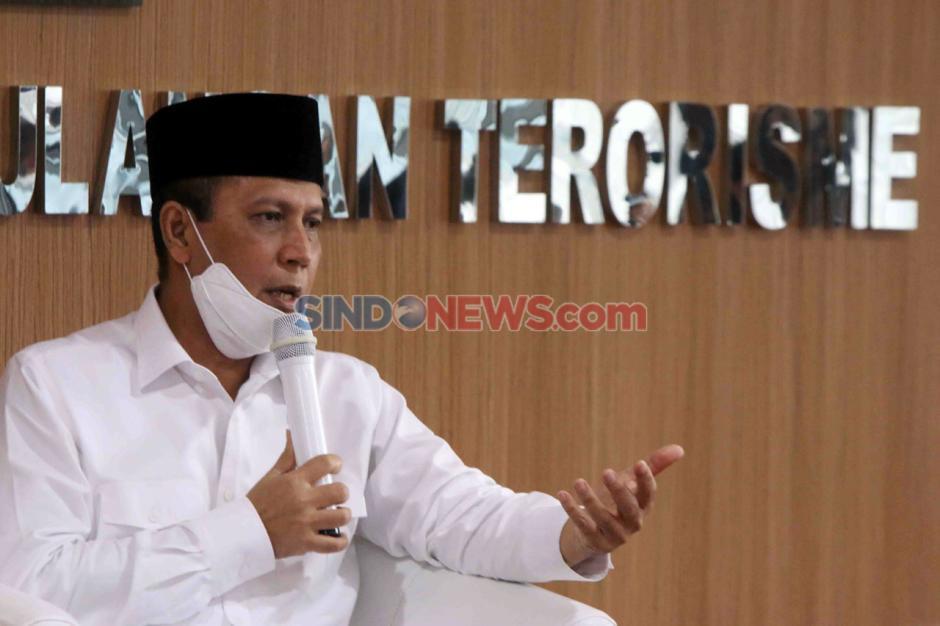 Imam Besar Masjid Istiqlal Bicara Virus Radikalisme di FGD BNPT-3