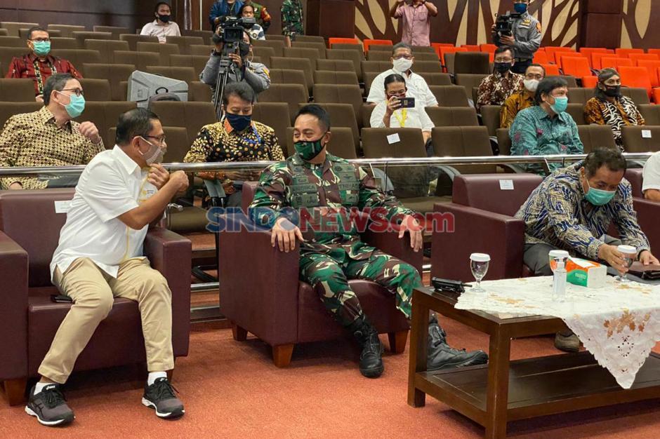 TNI AD dan UI Jalin Kerja Sama Ciptakan Perwira Handal-1