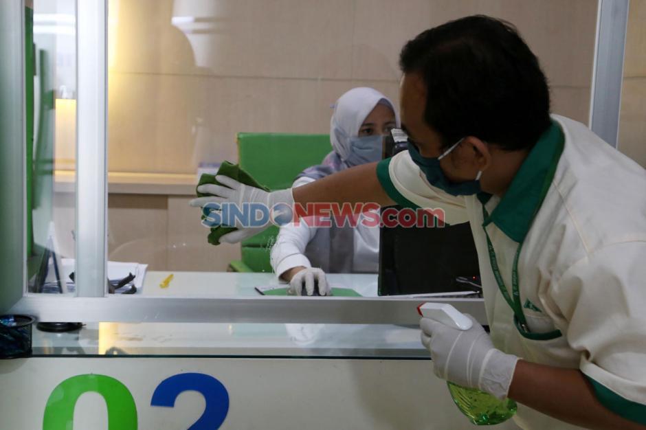 BPJamsostek Surabaya Perak Tetap Buka Layanan di Masa Pandemi Covid-19-2
