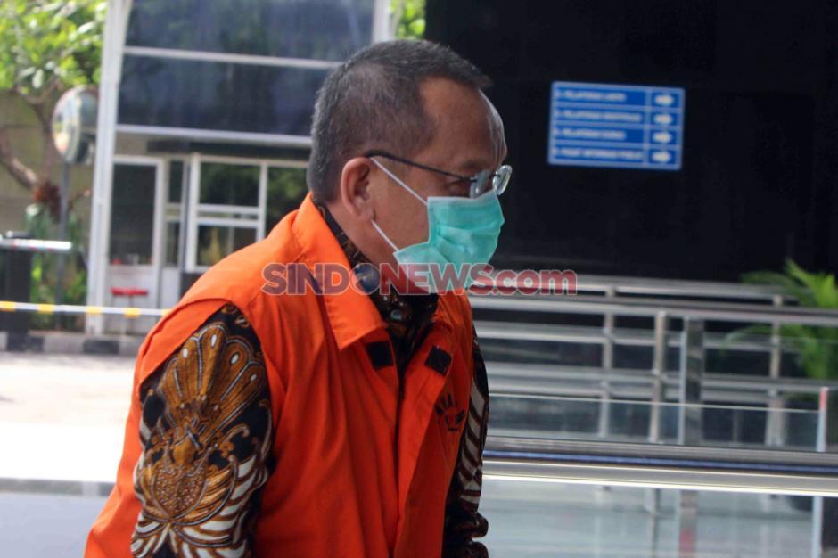 KPK Lanjutkan Pemeriksaan Eks Sekretaris MA Nurhadi-4