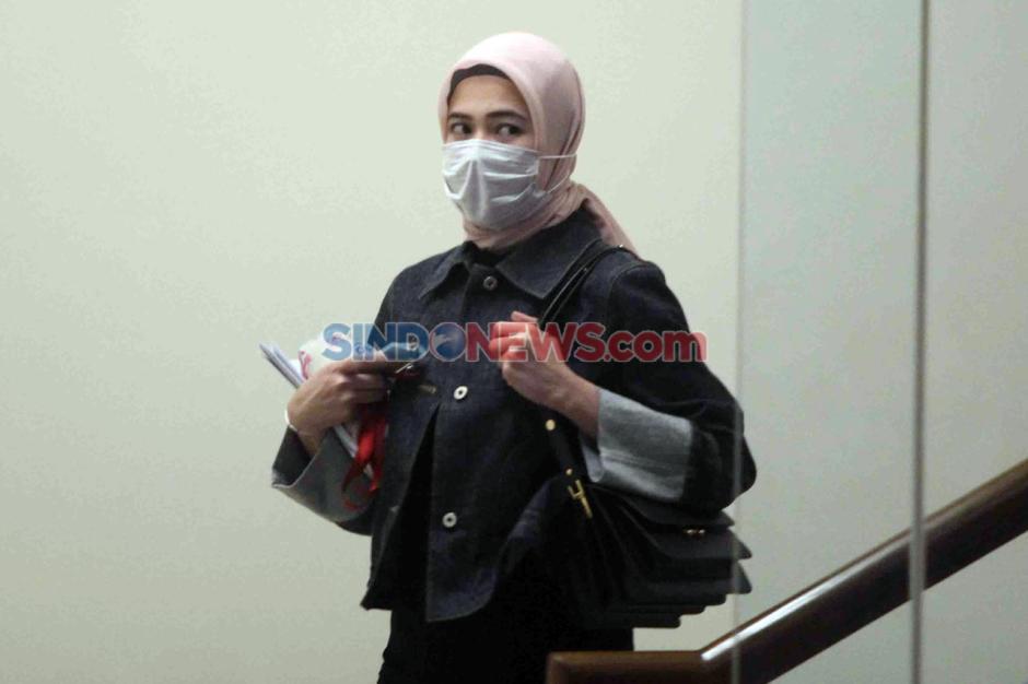 Dalami Kasus Suap Nurhadi, KPK Periksa Rizqi Aulia Rahmi-3