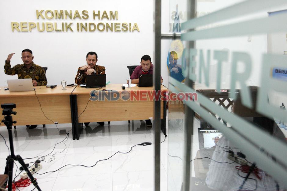 Komnas HAM Minta Presiden Batalkan Pembahasan Rancangan Perpres Tugas TNI-2