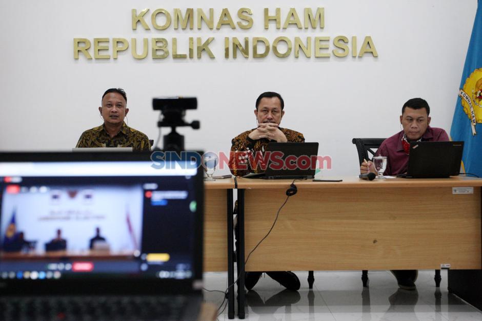 Komnas HAM Minta Presiden Batalkan Pembahasan Rancangan Perpres Tugas TNI-1
