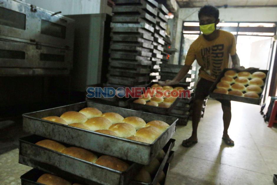 Produksi Roti Rumahan Alami Penurunan Drastis Akibat Covid-19-0