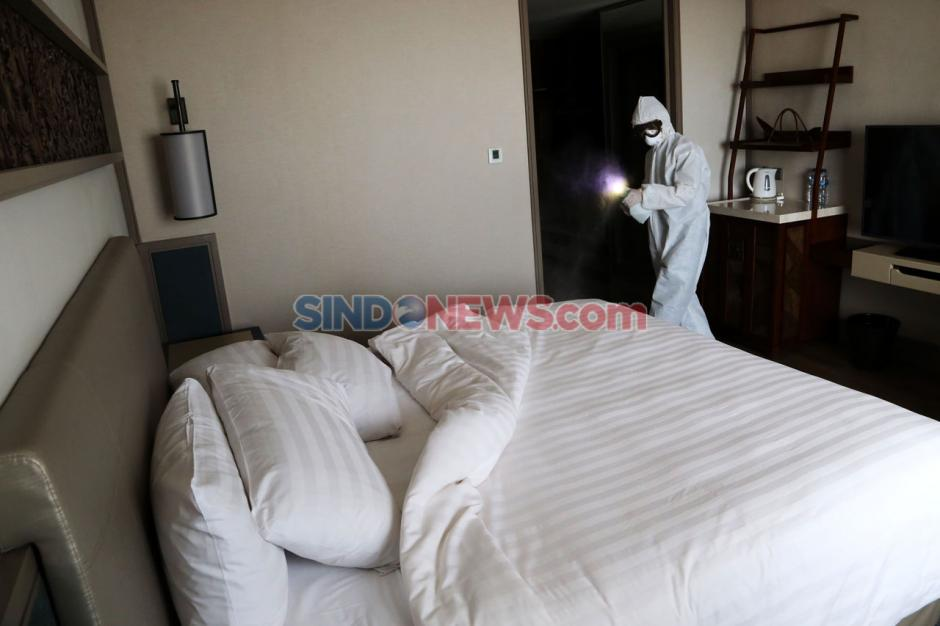 Hotel Shangri-La Surabaya Tingkatkan Protokol dan Prosedur Kebersihan-8