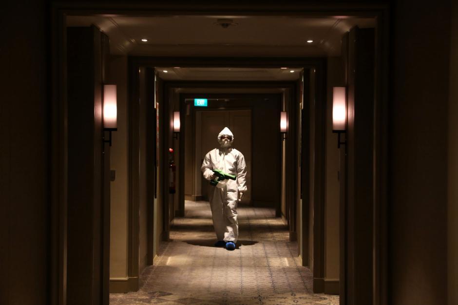 Hotel Shangri-La Surabaya Tingkatkan Protokol dan Prosedur Kebersihan-3