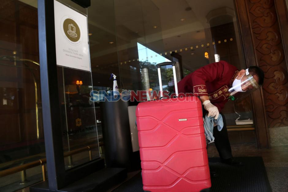 Hotel Shangri-La Surabaya Tingkatkan Protokol dan Prosedur Kebersihan-5