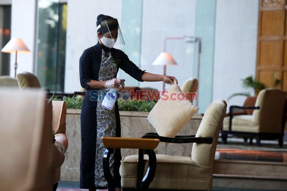 Hotel Shangri-La Surabaya Tingkatkan Protokol dan Prosedur Kebersihan-6
