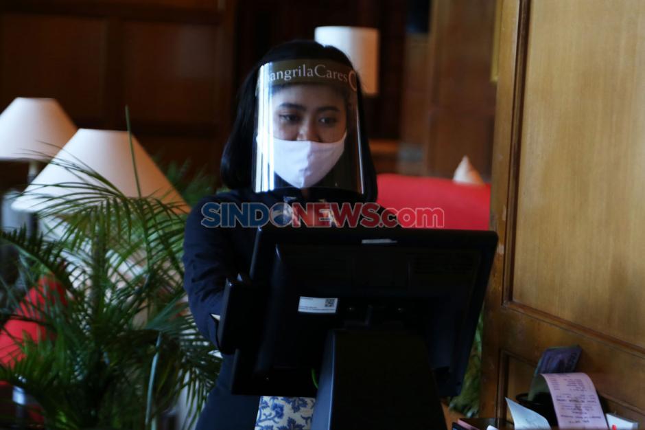 Hotel Shangri-La Surabaya Tingkatkan Protokol dan Prosedur Kebersihan-7