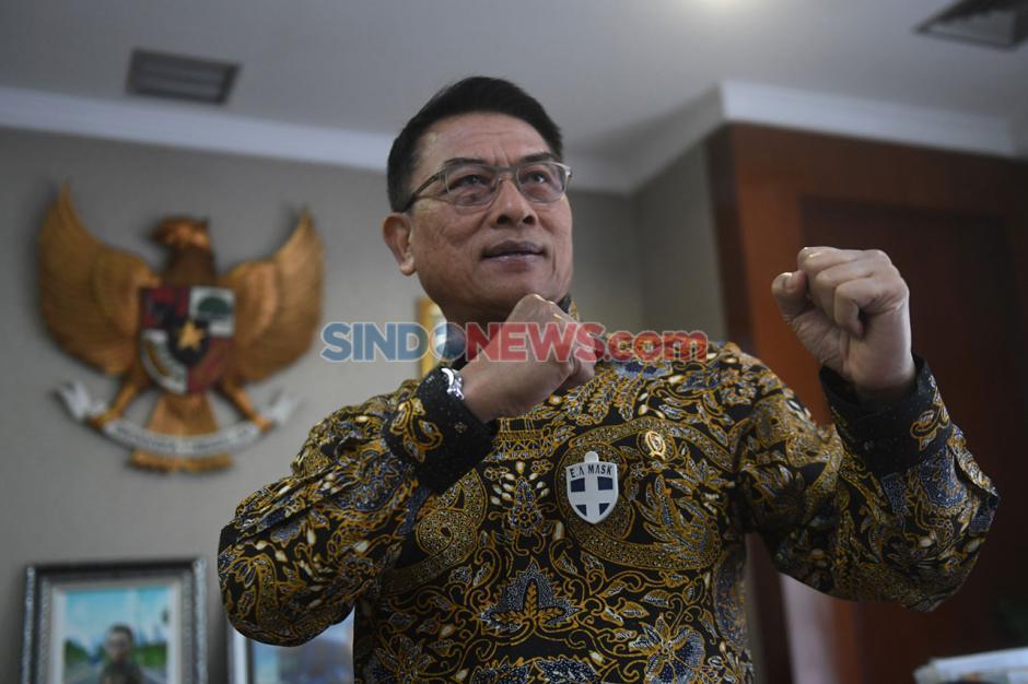 Moeldoko Ungkap Alasan Presiden Beri Peringatan Keras Kepada Para Menteri-3