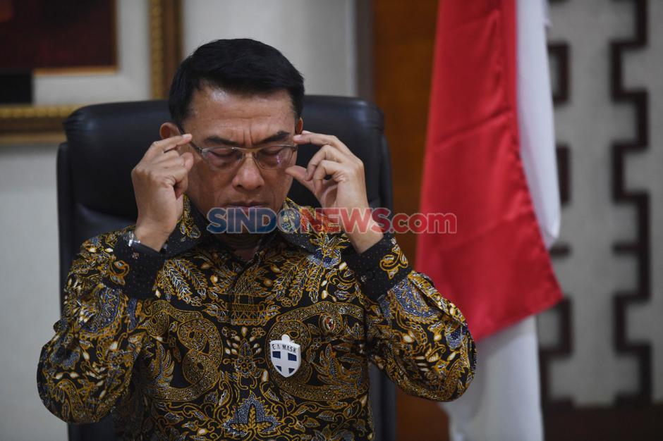 Moeldoko Ungkap Alasan Presiden Beri Peringatan Keras Kepada Para Menteri-1