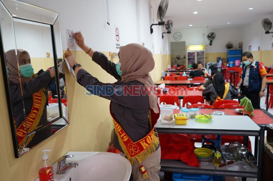 Inspektur Covid Makassar Gelar Operasi Patuh-2