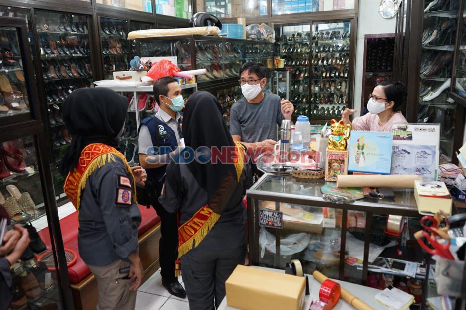 Inspektur Covid Makassar Gelar Operasi Patuh-1