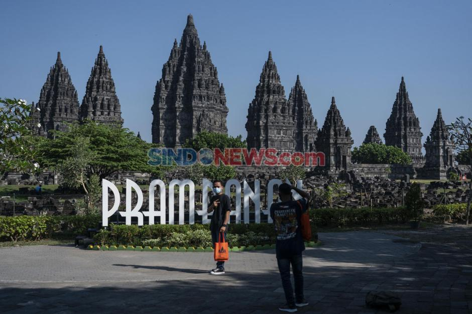 Wisata Candi Prambanan Dibuka Kembali-2