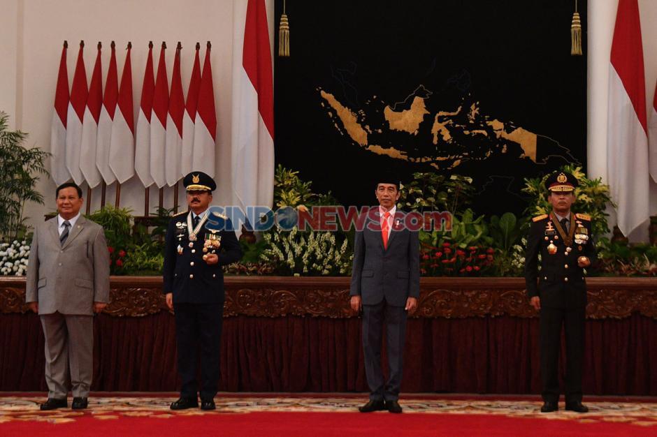 Presiden Jokowi Pimpin Upacara Virtual Peringatan Hari Bhayangkara ke-74-0