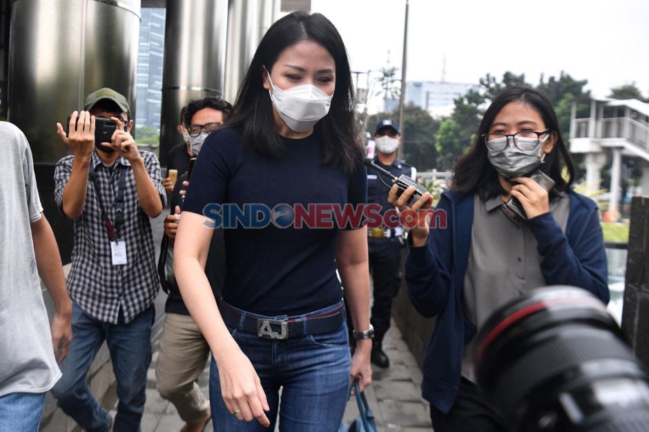 KPK Kembali Periksa Agnes Jennifer Terkait Kasus Suap Eks Sekertaris MA Nurhadi-2