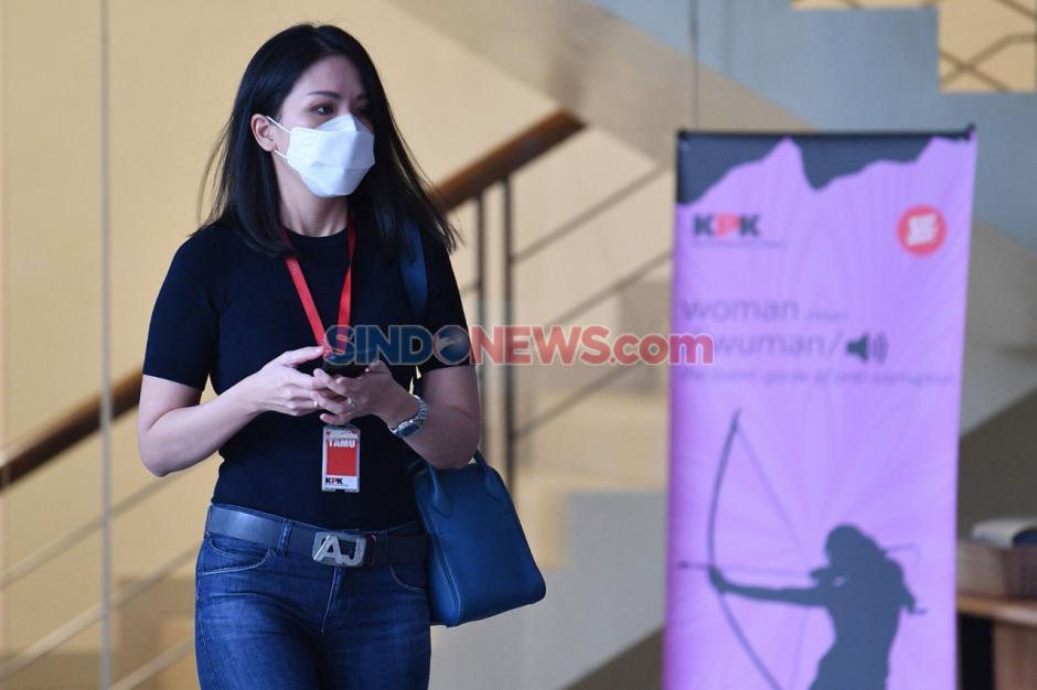 KPK Kembali Periksa Agnes Jennifer Terkait Kasus Suap Eks Sekertaris MA Nurhadi-4