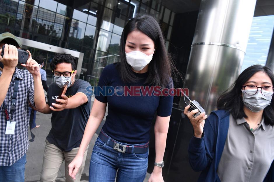 KPK Kembali Periksa Agnes Jennifer Terkait Kasus Suap Eks Sekertaris MA Nurhadi-3