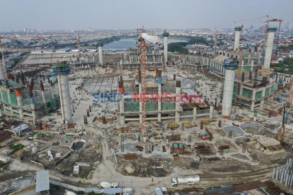 Progres Pembangunan Stadion BMW Capai 23,6 Persen-1