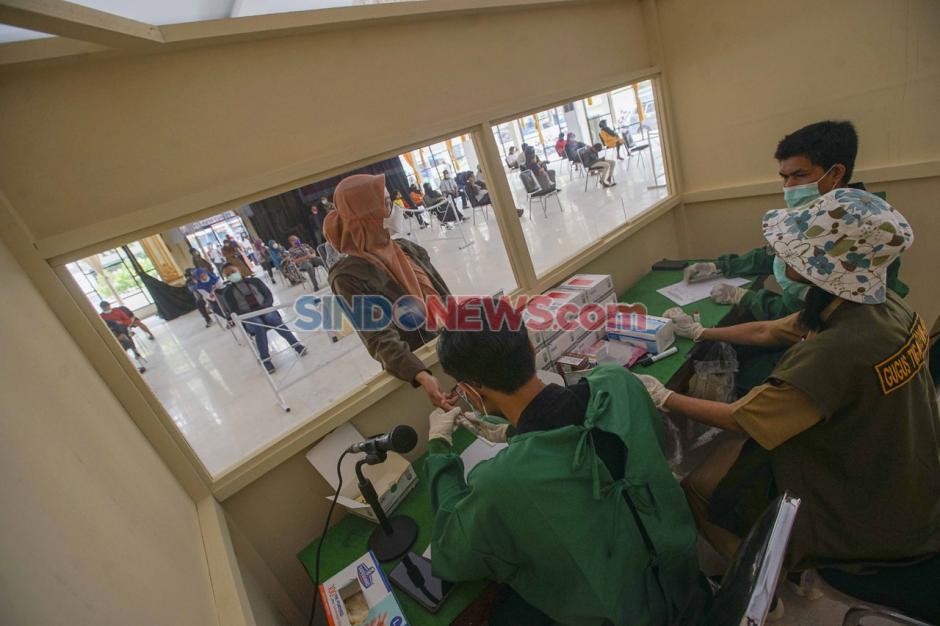Keluar Masuk Kota Makassar Diperketat, Suket Bebas COVID-19 Diburu Warga-0
