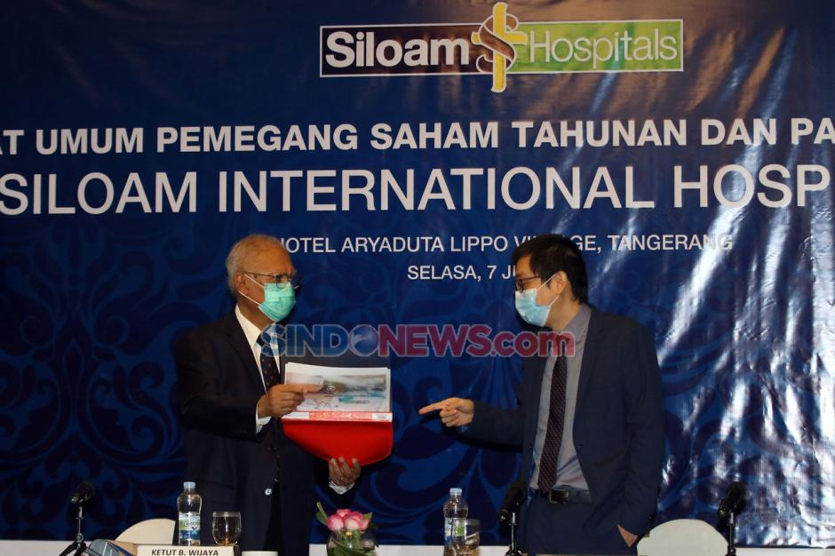 Siloam International Hospitals Catatkan Laba Bersih Rp92,8 Miliar-2