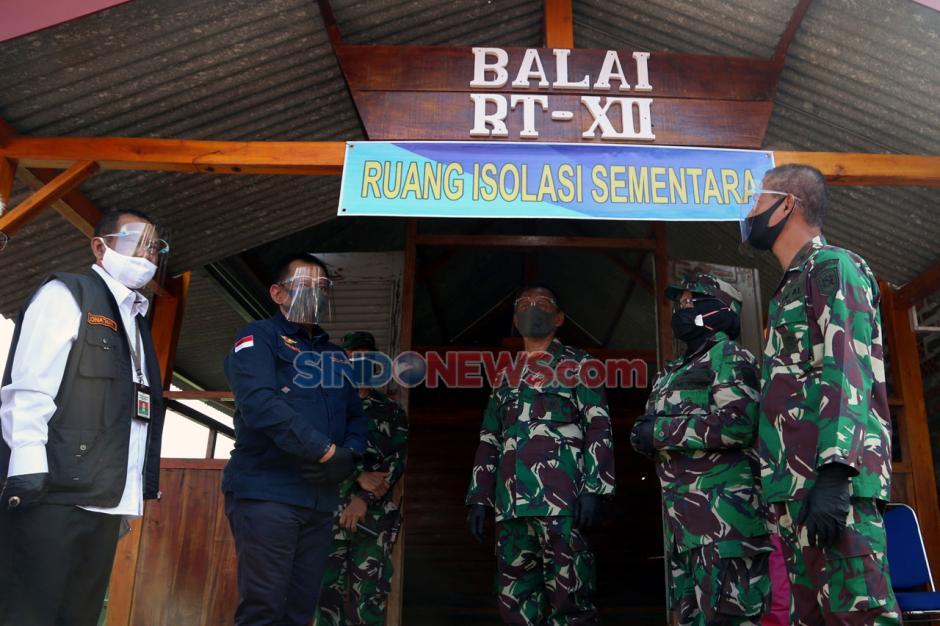 Koarmada II Gelar Baksos di RSS Wonosari Surabaya-1
