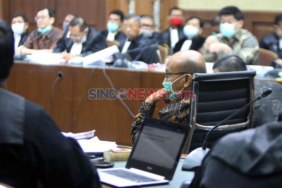 Eks Kepala Divisi Investasi Donny Karyadi Jadi Saksi Sidang Kasus Jiwasraya-1