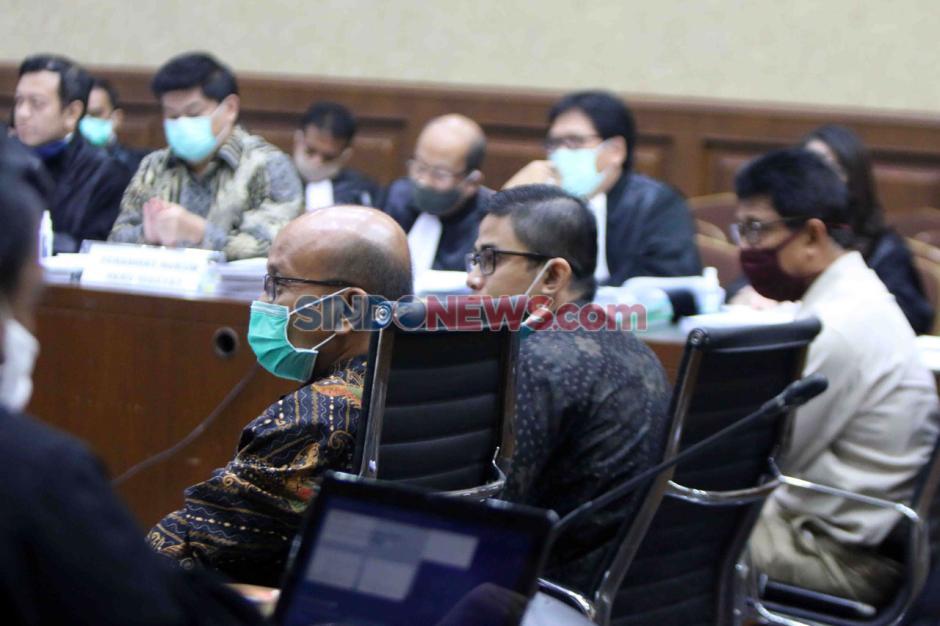 Eks Kepala Divisi Investasi Donny Karyadi Jadi Saksi Sidang Kasus Jiwasraya-3