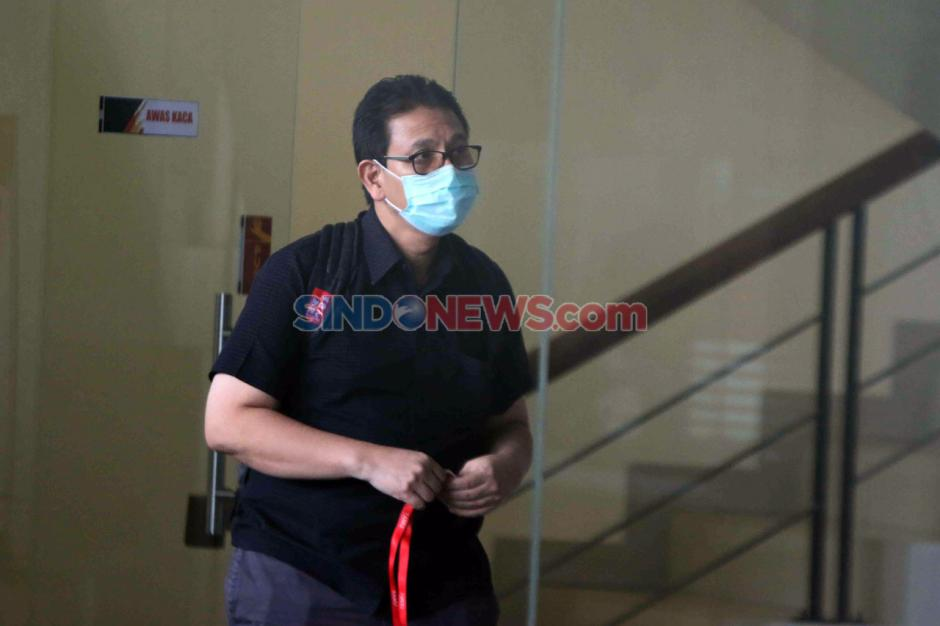 KPK Periksa Dirut PT PAL Budiman Saleh Terkait Kasus Suap di PTDI-1