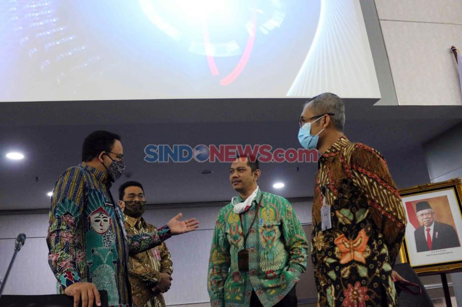 KPK dan Pemprov DKI Bahas Penyaluran Bansos Warga Terdampak Covid-19-0
