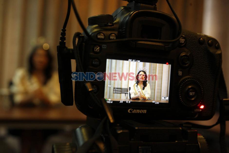 Miss Indonesia Carla Yules Berbagi Cerita Selama Pandemi Covid-19-2