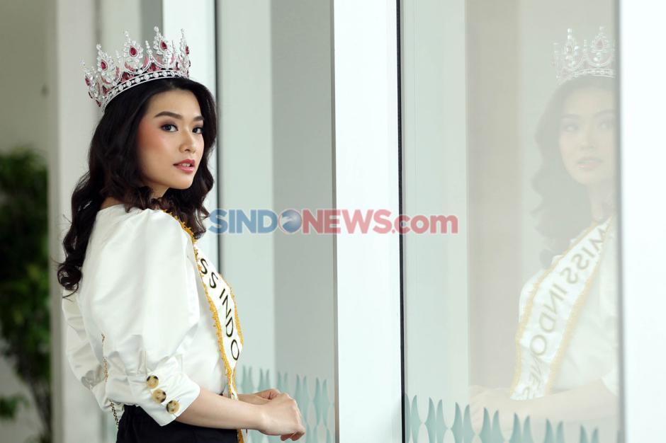 Miss Indonesia Carla Yules Berbagi Cerita Selama Pandemi Covid-19-4