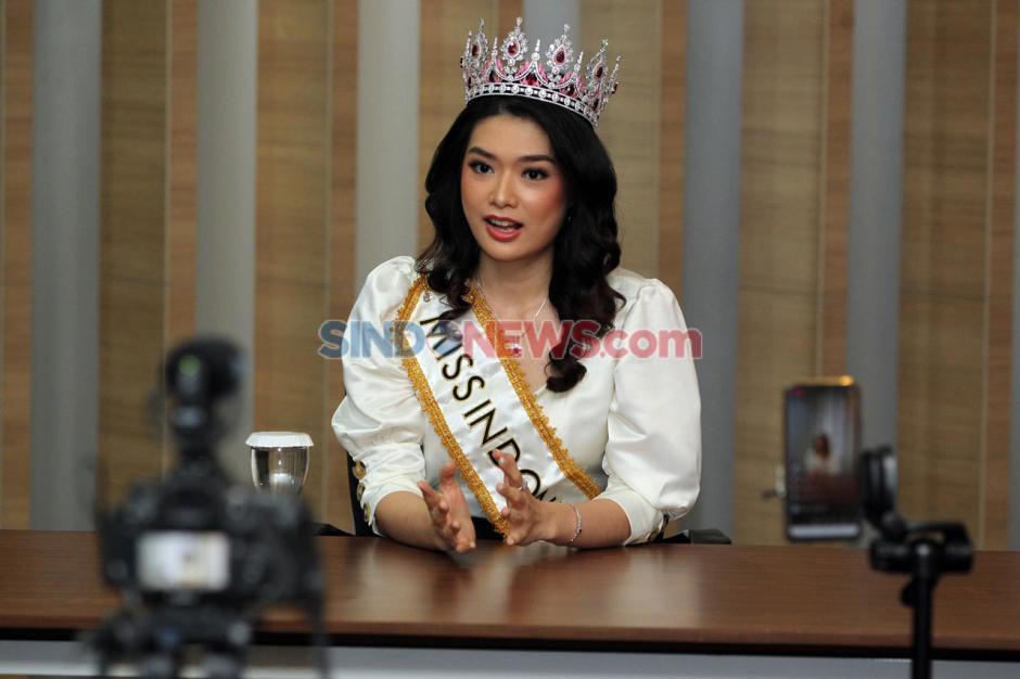 Miss Indonesia Carla Yules Berbagi Cerita Selama Pandemi Covid-19-8
