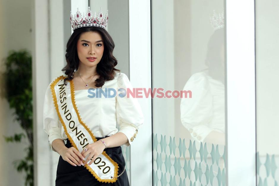 Miss Indonesia Carla Yules Berbagi Cerita Selama Pandemi Covid-19-7
