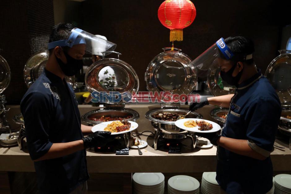 Pelayanan Restoran Hotel Tangguh Surabaya-4