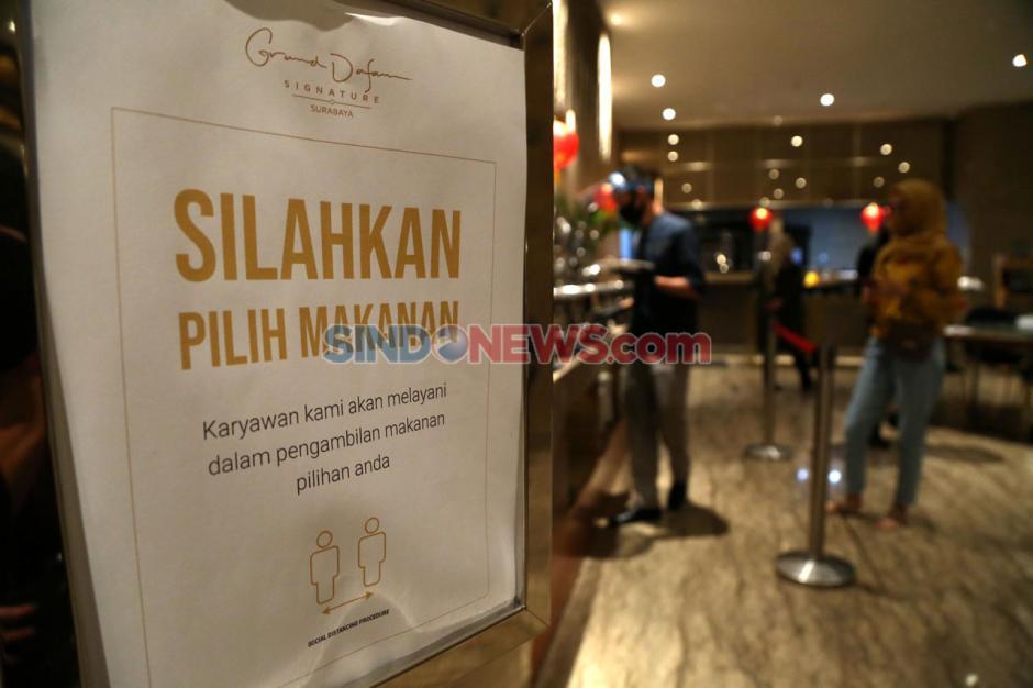 Pelayanan Restoran Hotel Tangguh Surabaya-0