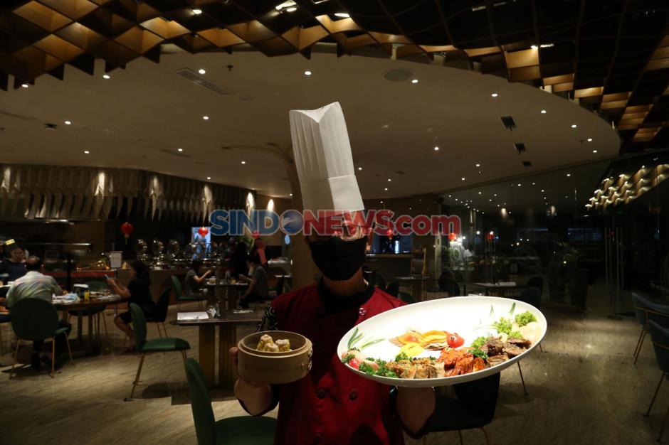 Pelayanan Restoran Hotel Tangguh Surabaya-3
