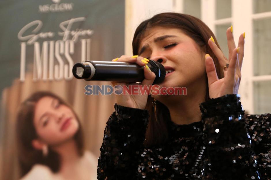 Sara Fajira Luncurkan Single Terbaru Berjudul I Miss You-2