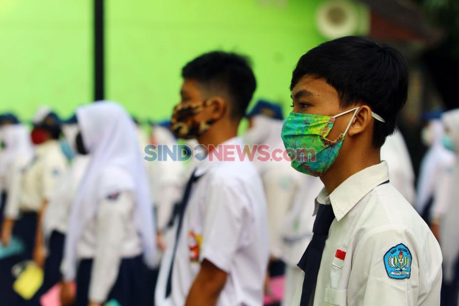 SMAN 2 Bekasi Gelar Masa Pengenalan Lingkungan Sekolah-1