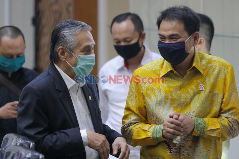 Wakil Ketua Baleg DPR M Nurdin Resmi Dilantik-2
