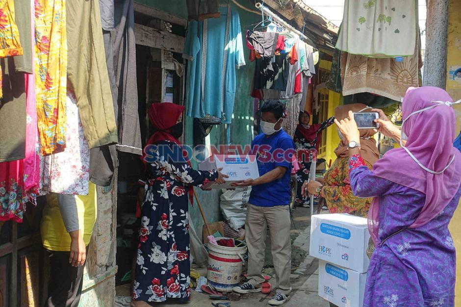Bantuan Rp2 Miliar Disalurkan Citi Indonesia dan HOPE Worldwide Indonesia untuk Penanganan Covid-19-3