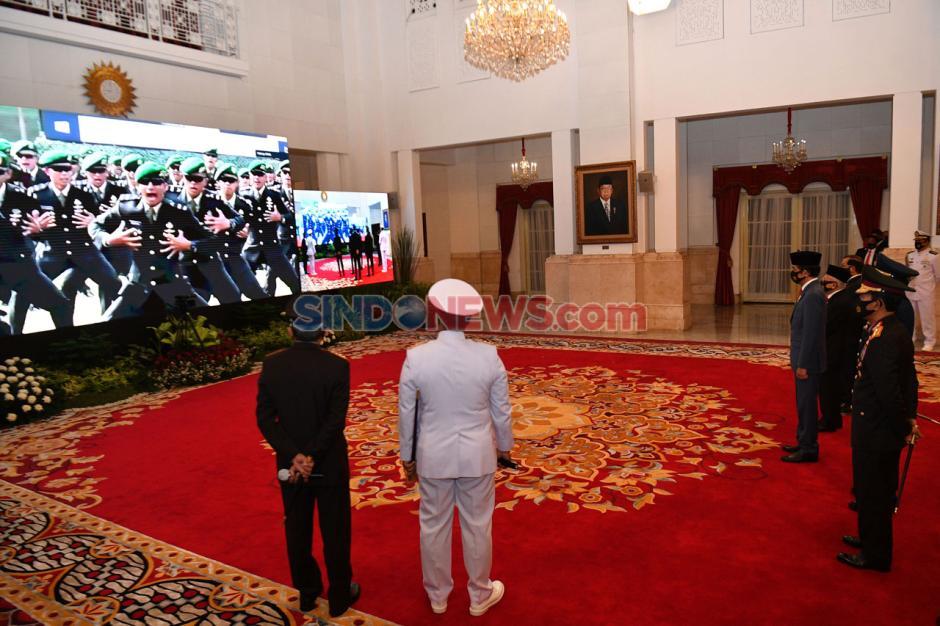 Presiden Jokowi Lantik Perwira Remaja Peraih Adhi Makayasa-3