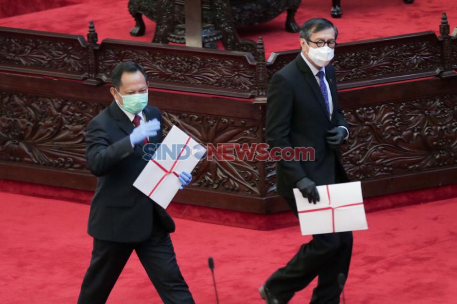 DPR Sahkan Perppu Pilkada Jadi Undang-Undang-2
