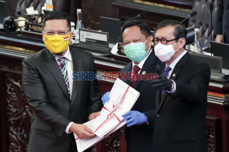 DPR Sahkan Perppu Pilkada Jadi Undang-Undang-4