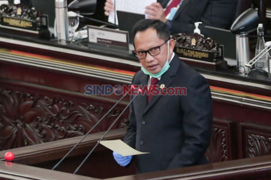 DPR Sahkan Perppu Pilkada Jadi Undang-Undang-1