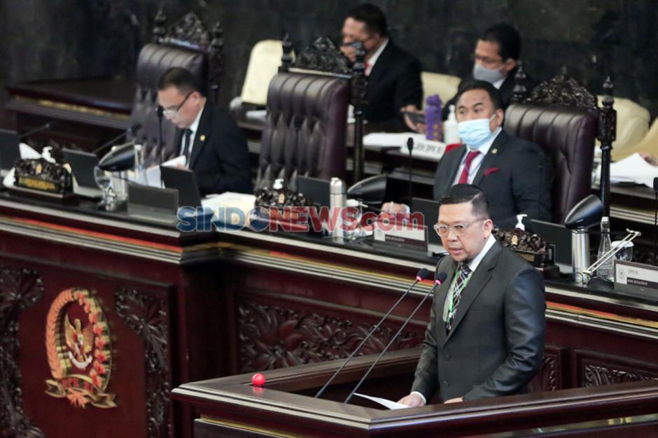 DPR Sahkan Perppu Pilkada Jadi Undang-Undang-3