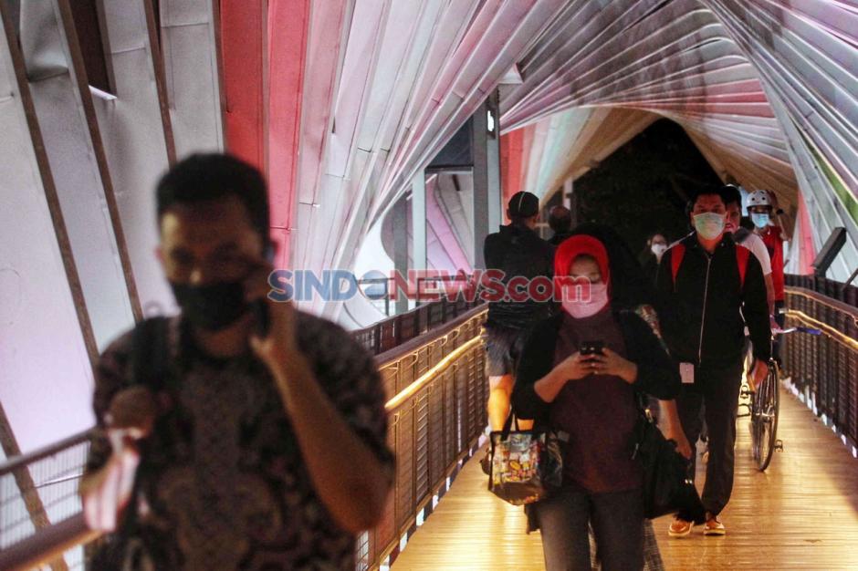Kasus Covid-19 di Jakarta Meningkat Seiring Tingginya Aktivitas Warga-3