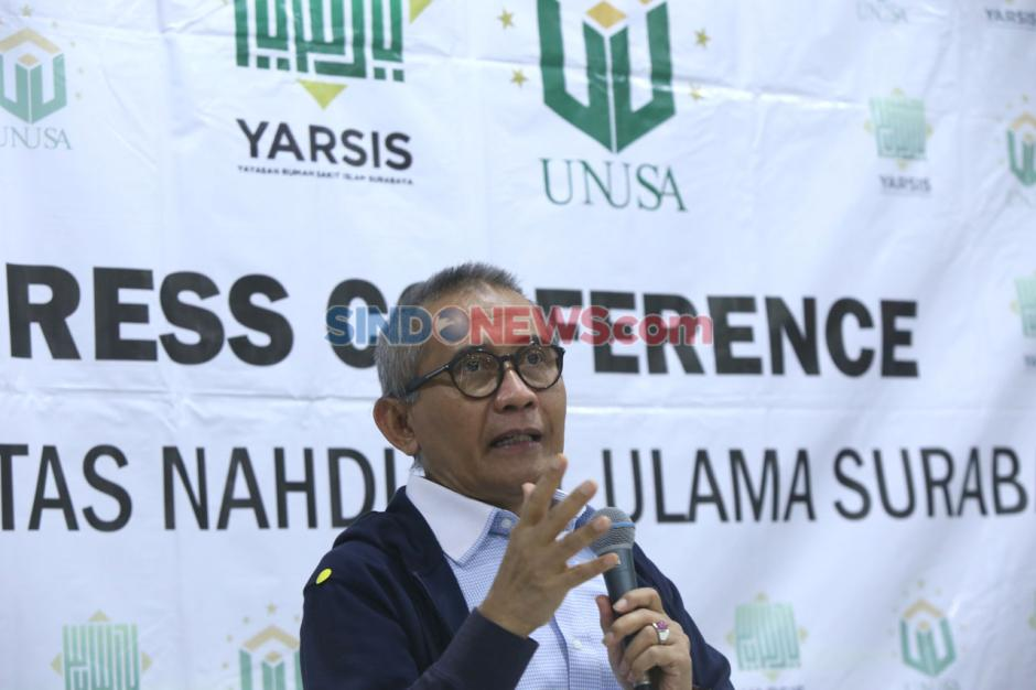 Wapres Maruf Amin Bakal Hadiri Puncak Dies Natalis Unusa Ke-7-2