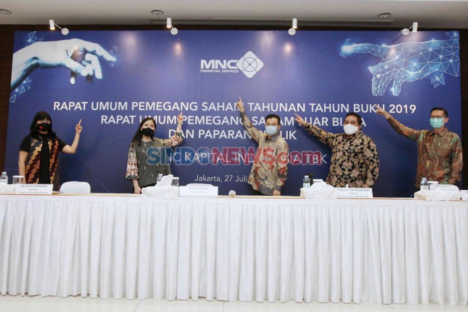 MNC Kapital Bukukan Laba Bersih Rp56,5 Miliar-0