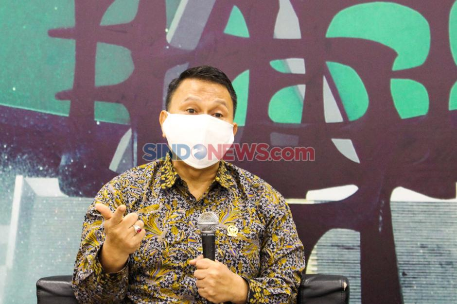 Diskusi Forum Legislasi: UU Pilkada dan Kekhawatiran Menguatnya Dinasti Politik-3
